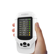 Multifunctional Meters TVOC HCHO AQI Carbon Dioxide Detector Gas Analyzer Portable Air Quality Tester