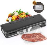 무료 배송! 휴대용 자동 전기 미니 가정용 핸드 헬드 식품 보호기 진공 식품 실러 진공 포장기