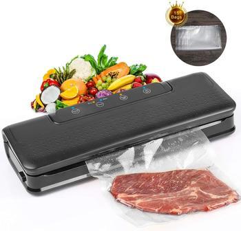 Free Shipping! portable automatic electric mini household handheld food saver vacuum food sealers vacuum packing machine
