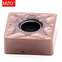 MZG SNMG 120408 MA ZM30 toczenie narzędzia do cięcia cnc węglika wolframu wkładki do obróbki stali nierdzewnej