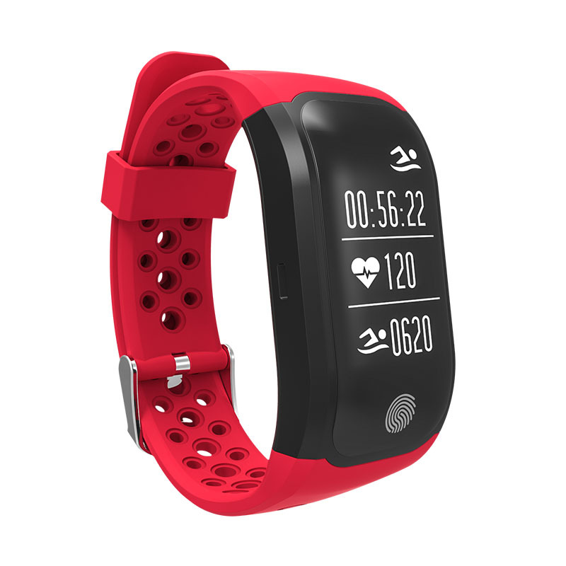 Wearable device S908 GPS Sports Smartband IP68 Waterproof Heart Rate Monitor Fitness Tracker smartwatches Fitness Tracker image