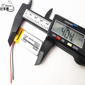 Image 2 - LÍT Năng Lượng Pin 042040P 3.7V 402040P 380MAH Pin Lithium Polymer MP4 MP3 Điểm Đọc Bút Đèn Flash giày Dạ Quang Giày