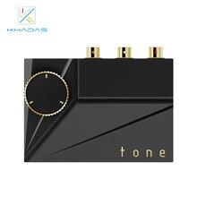 Khadas tone2 pro dac & amp apoio mqa decodificação dsd nativo 512mhz pcm 768khz com rca balanceado fone de ouvido duplo jack