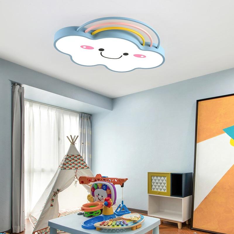 New Design Smart Ceiling Light Led Dimmable Remote Control Modern Led Ceiling Light For Living Room Bedroom Led Lights Ceiling Leather Bag