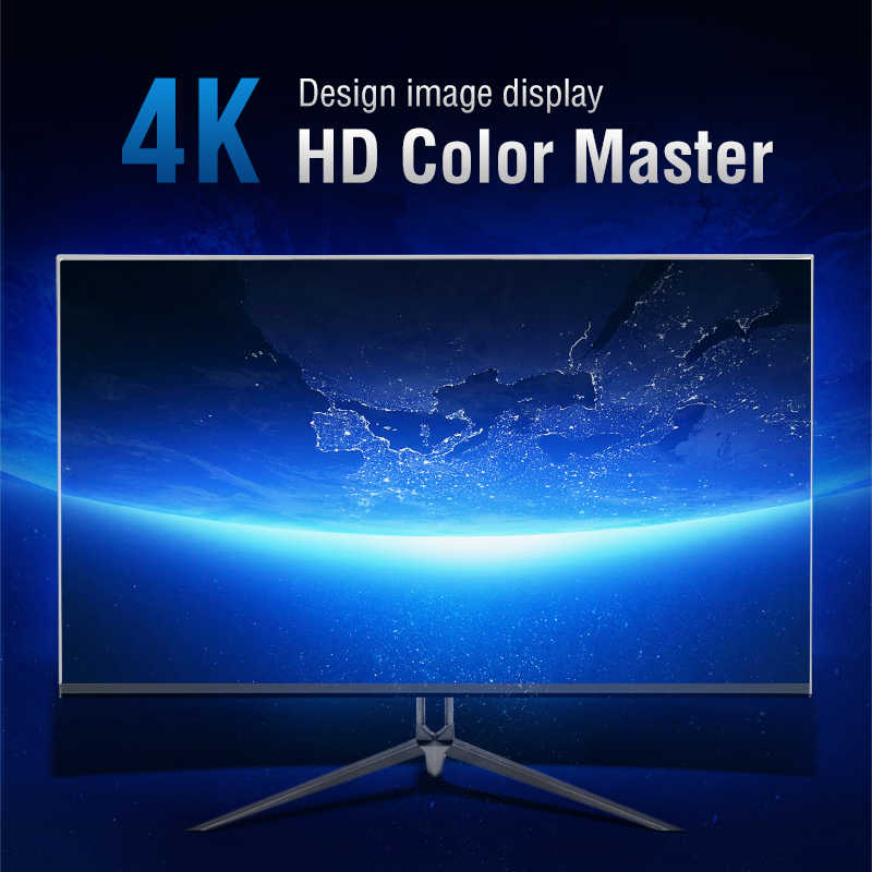 "Anmite AN-270W04K 27 ""IPS 4K HDR UHD [3840x2160] oyun monitörü PC HDMI Led ekran"