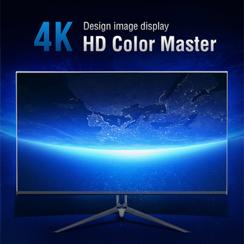 "Anmite-Monitor para videojuegos de 27 "", IPS, 4K, HDR, UHD, 3840x2160, 2K, 144hz, PC, HDMI, pantalla Led"