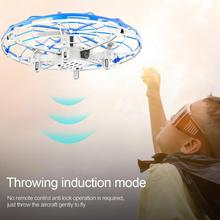 цена на Hot Fly Helicopter Mini Drone UFO RC Drone Infraed Induction Aircraft Quadcopter Upgrade RC Toys For Kids,Children,Adult Toys