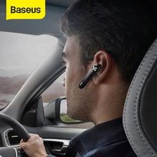 Auriculares Bluetooth inalámbricos Baseus A01, Mini auriculares portátiles De negocios con micrófono para xiaomi iPhone