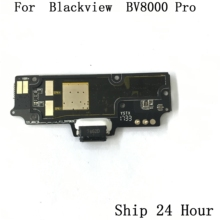 Blackview BV8000 Pro Used USB Plug Charge Board For Blackview BV8000 Pro MT6757 Octa Core 5.0 Inch 1920*1080 Free Shipping
