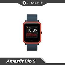 Globale Version Amazfit Bip S Smartwatch 5ATM Wasserdichte Schwimmen 40 Tage Batterie GPS GLONASS Bluetooth Fitness Track Smart Uhr