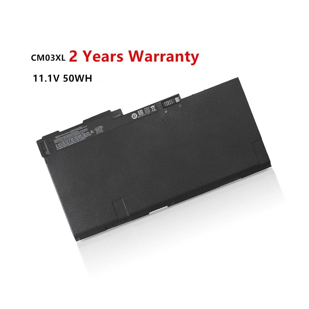 11.1V 50WH CM03 Laptop Battery For HP EliteBook 840 845 850 740 745 750 G1 G2 Series 717376-001 CO06 CO06XL HSTNN-IB4R CM03XL