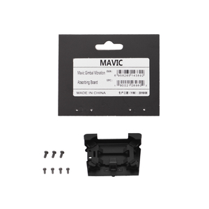 Image 4 - Flex Ribbon Flat Cable for DJI Mavic Pro Drone Gimbal Mounting Plate Damping Bracket Signal Transmission Line Replacement Parts