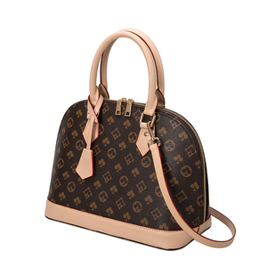 Luxury Brand Tote Bag Shell Print Design Luxury Female Bag 2020 Fashion New High Quality PU Leather Female Handbag Messenger Bag