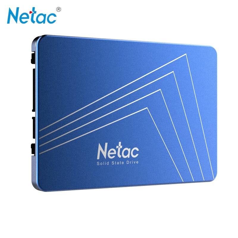 Promotion Netac N600S 1 to SSD 2.5 pouces SATAIII TLC lecteur à semi-conducteurs interne 2.5