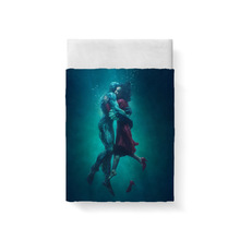 купить Aquaman Bed Sheet Bed Linen Poplin Cotton Posciel Twin Size Bedding Couple Single Euro Kids Twin Xl Bedding Ropa De Cama Queen дешево