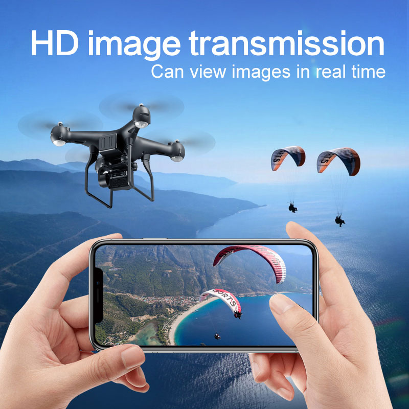 KaKBeir Professional Drone with 4K ESC Camera HD WiFi FPV Altitude Hold Wide Angle RC Quadcopter Helicopter S32T Toy VS XY4 E58 2