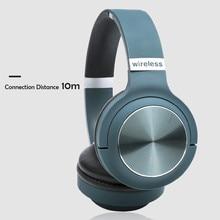 Stereo Over-Ear Bluetooth Nirkabel