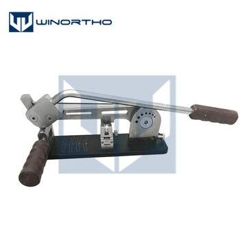 medical orthopedic instrument spine rod cutter cervical rod plate bending pliers Length measuring ruler bone plate bender