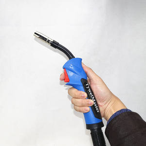 Image 4 - 180A 15AK ไฟฉาย MIG MAG เชื่อมปืน 3M Air cooled Euro สำหรับ MIG MAG