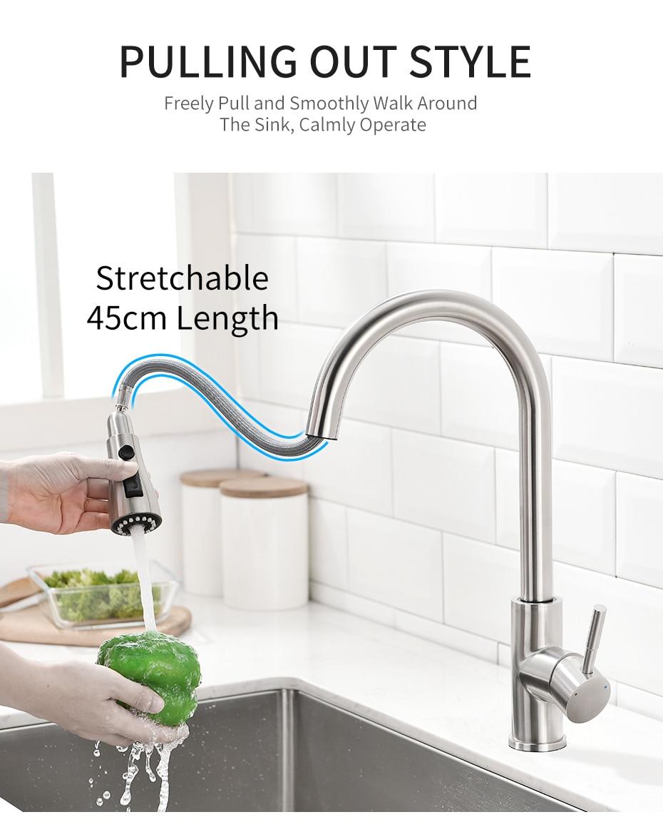 torneira touch inteligente torneira de cozinha gourmet torneira touch screen torneira sensivel ao toque torneira cozinha
