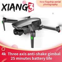 ZLL-Dron SG907 MAX con GPS, estabilizador de cardán de 3 ejes, ESC, HD, 4K, cámara, Motor sin escobillas, 25min de tiempo de vuelo, Quadcopter profesional