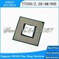 Процессор для ноутбука Core 2 Duo T7500 CPU 4M Socket 479 Cache/2 2 GHz/800/двухъядерный процессор для ноутбука