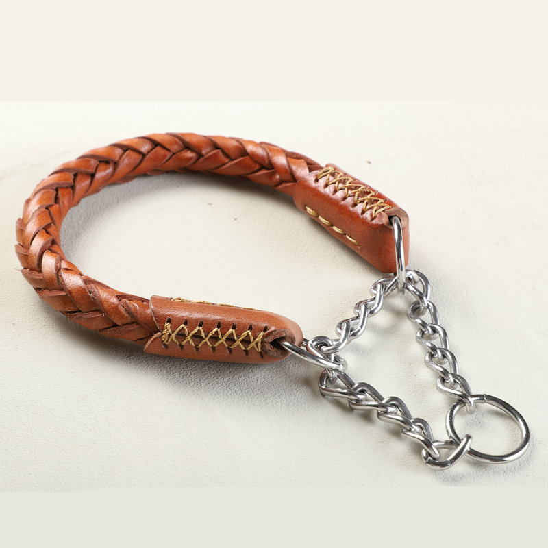 Pet Supplies Stereotyped Pull Peels Dog Traction Chain Small, Medium And Large Dogs Dog Chain