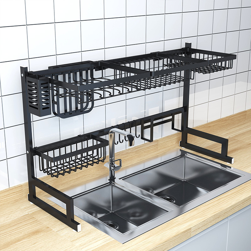 Stainless Steel Sink Rack Leac