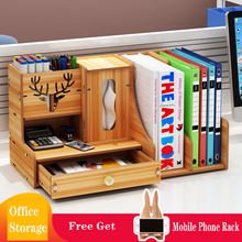New 3-Tier Shelf Organizer For Desk With Drawers Mini Desk Storage Office Supplies Toiletries Crafts Great For Desk Stationery