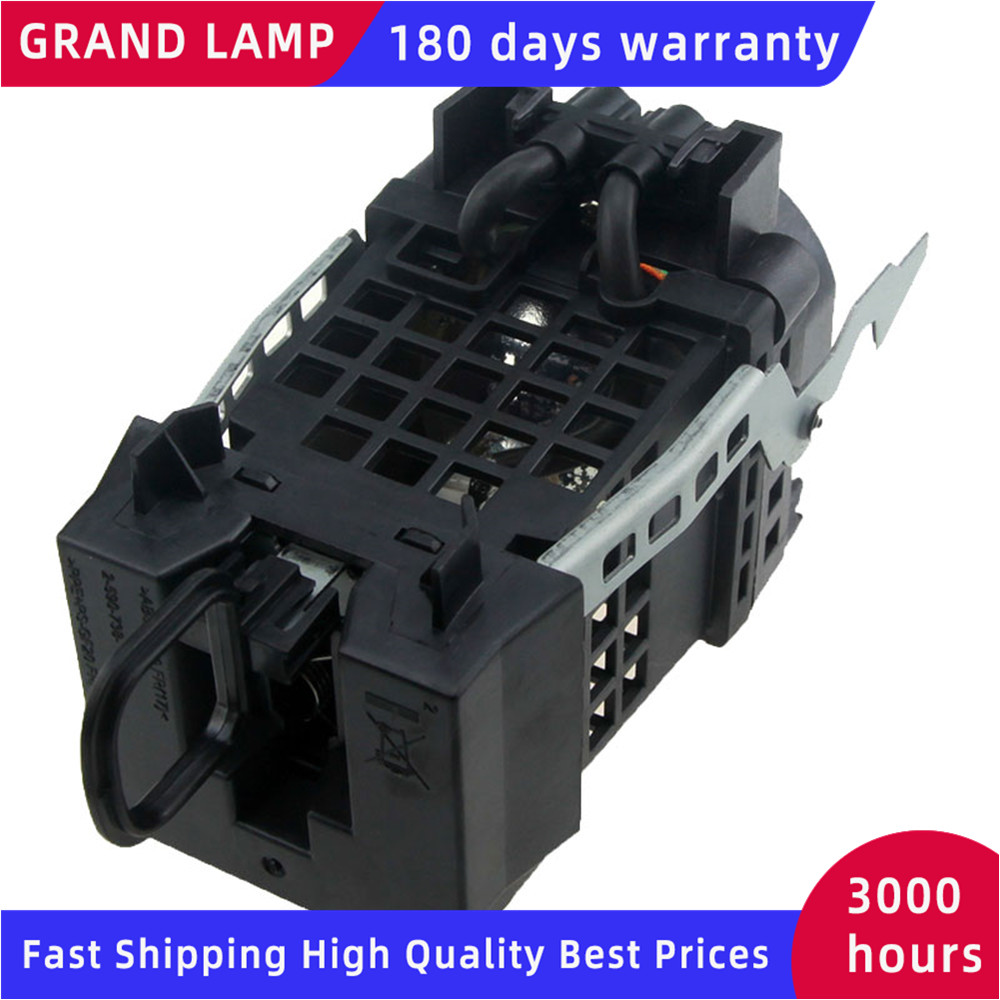 XL-2400 projector lamp with housing for Sony TV lamp KF-50E200A KF-E50A10/E42A10 KDF-46E2000 KDF-50E2000/KDF-E42A11 HAPPY BATE