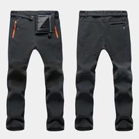 Winter Fishing Climb Hunting Ski Waterproof Trousers Outdoor Sports Windproof Pant 4XL Plus Size For Women Men