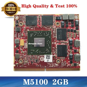 M5100 216-0846000 2G Video Graphic Card For DELL M4600 M4700 M4800 CN-05FXT3 05FXT3Test 100%