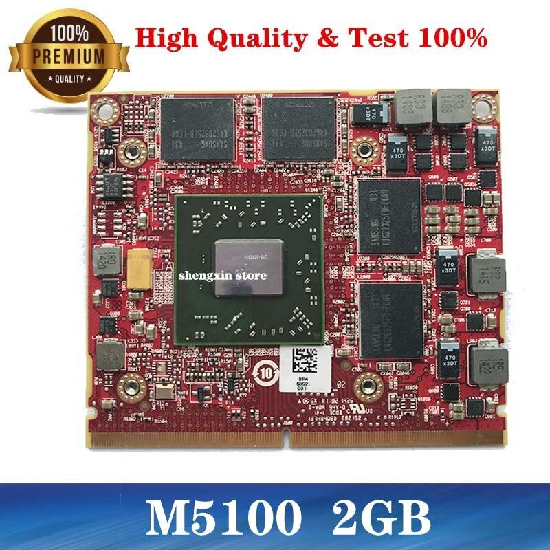 Gráfica de Vídeo para Dell Placa M4700 M4800 Cn-05fxt3 05fxt3test 100% M5100 216-0846000 2g M4600