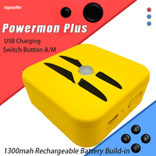 2019 nowość! Powermon Auto Catch dla Powermon go plus Auto Smart Capture dla iPhone 11 / 6 / 7 / 7 Plus / 8 IOS12 Android 8.0