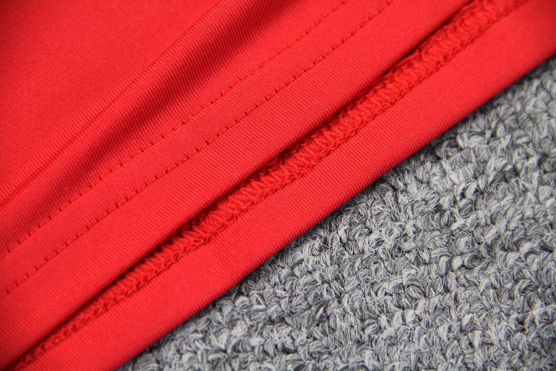 Robe moulante en tissu