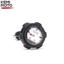 KEMIMOTO bouchon de jauge de réservoir de carburant pour Polaris Magnum Trail Boss ATP, noir, 330, 2004, 2009, 2005, 2006, 2007, 2008