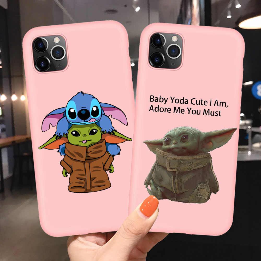 Yoda Stitch 2 iphone case