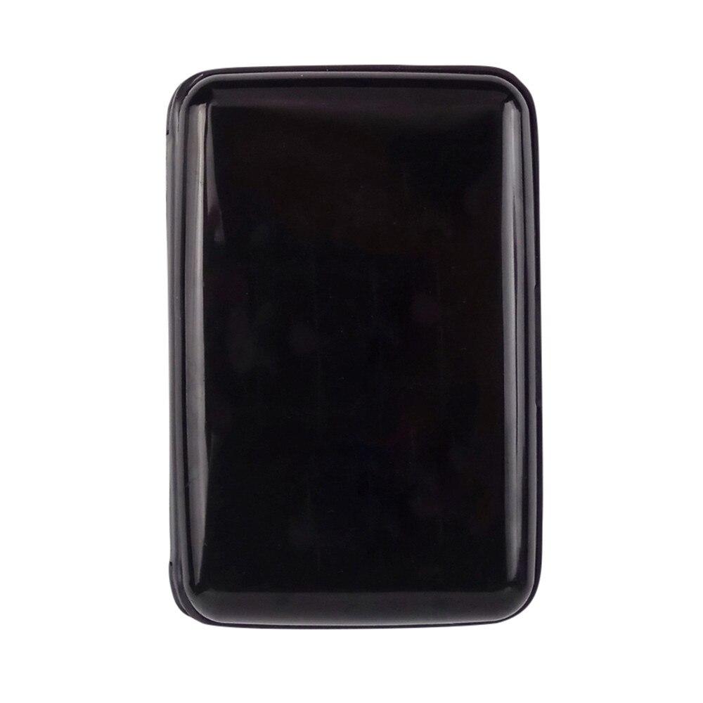 Maison Fabre Bag Mini Wallet Woman Man Slim Credit Card Holder Small Plastic Wallet ID Case Purse Bag Pouch Wallet