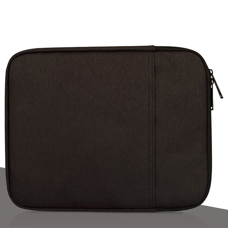 Multifunctional A4 File Hand-Held Zipper Storage Bag Men And Women Portable Ipad Laptop Phone File Notebook Organizer Case Bag