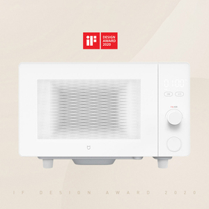 Image 2 - XIAOMI MIJIA Microwave Ovens Pizza oven Electric bake microwave for kitchen appliances stove Air Grill 20L Intelligent control