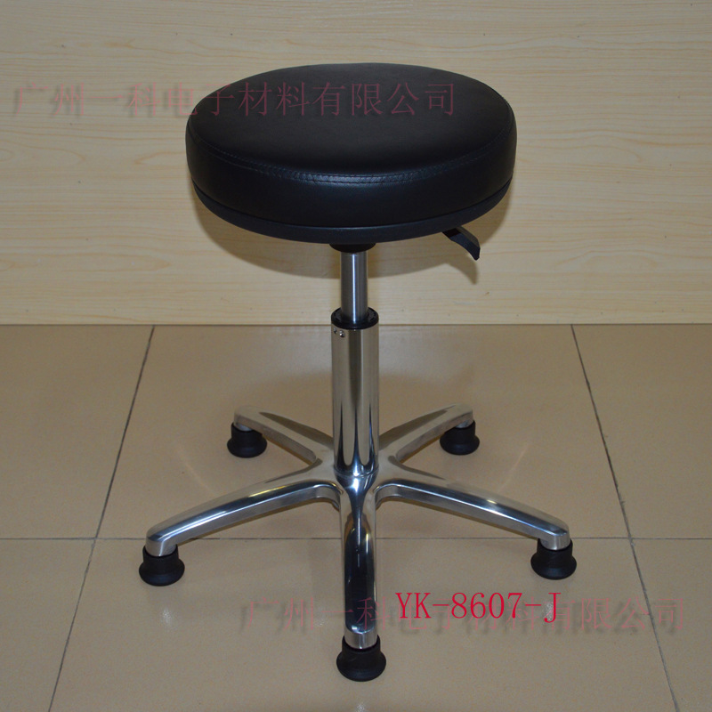 Manufacturers Direct Selling Factory Workshop Workers Stool Laboratory Dust-Free Stool Clean Room Height Adjustable Round Stool