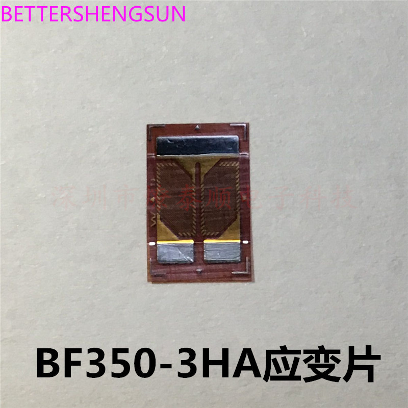 BF350-3HA High Precision Resistance Strain Gauge Load Cell 350 Foil Strain Gauge Temperature Self-Compensation