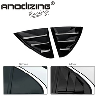 Car Styling Louver Window Trim For Mercedes Benz C W203 Amg Class 2015 2016 2017 2018