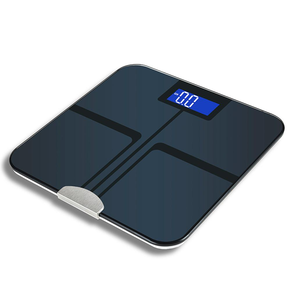 Bluetooth Multifunctional Body Fat Scale Smart BMI Digital Bathroom Wireless Weight Scale For Health Body Composition Analyzer|Bathroom Scales| |  -