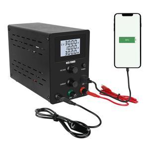 Image 4 - Regulowany zasilacz laboratoryjny napięcie i prąd Regulator zasilacze źródło ławki cyfrowe 30V 10A 60V 5A 120V 3A