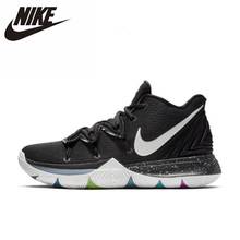 NIKE KYRIE 5 EP  New Arrival Men Basketball Shoes Original Air Cushion Breathable Lightweight Sports  Sneakers #AO2919 цена
