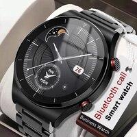Reloj inteligente deportivo para hombre, pulsera impermeable con llamadas, para Xiaomi, Android, Apple, Huawei, 2021