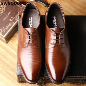 Image 5 - Elevator Shoes For Men Wedding Shoes Men Italian Shoes Men Fashion Zapato Formal Hombre Sapato Social Masculino Scarpe Uomo