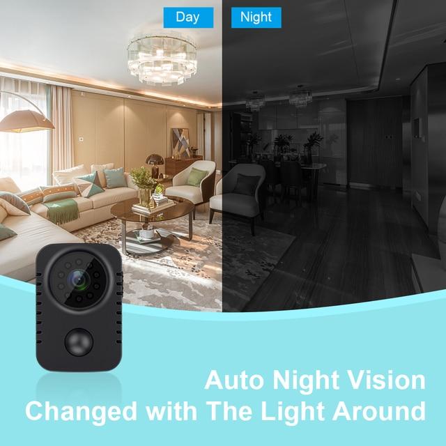 PIR Motion Detective Night Vision Camera 5