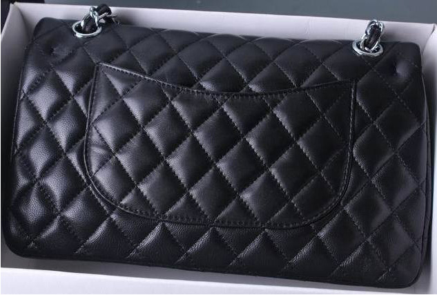 Luxury Brand Lambskin Leather Bag Women Top Quality Design Double Flap Bag 2.55 Classic Caviar Cross Body Shoulder Chains Bags